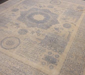 High Quality Transitional 8x 10 Peshawar rug