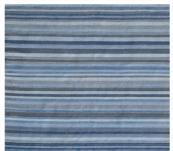 Scandinavian style Flat weave Blue 8x10