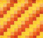 Modern Gabbeh rug