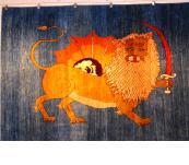 Zagros Lion Gabbeh