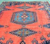 Vintage Persian Tribal Viss 10' x13' rare Sold